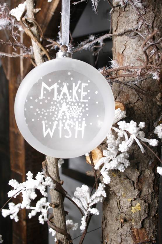 MAKE A WISH MEDAILLON