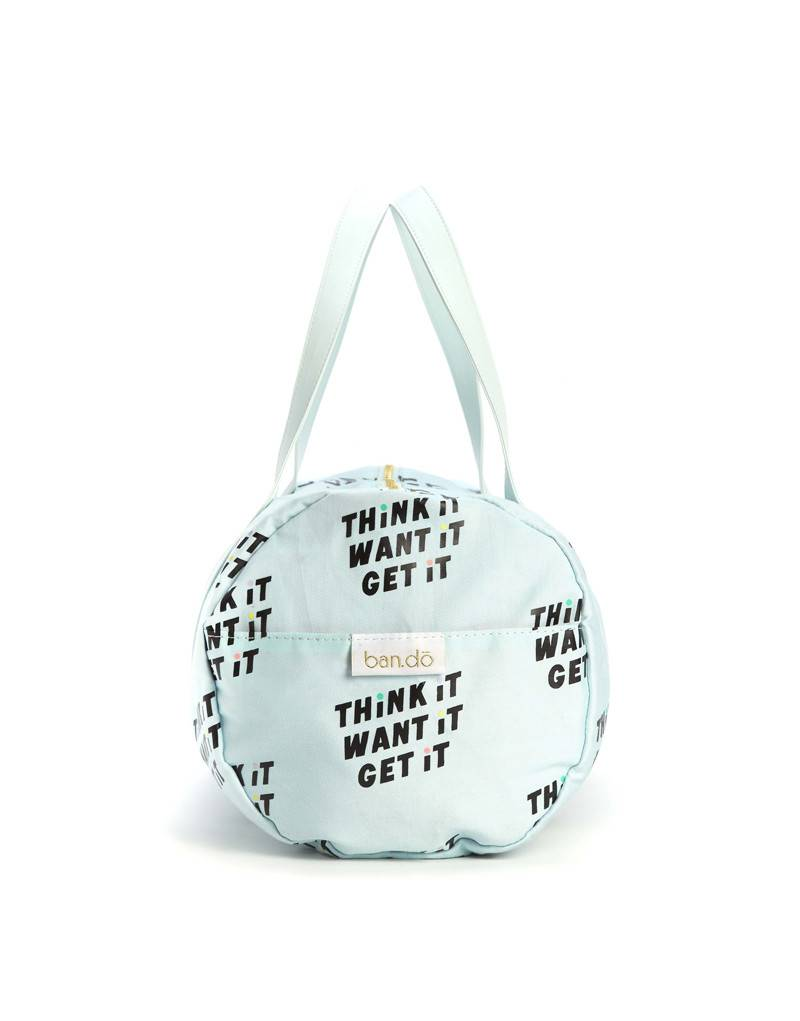 THINK IT, WANT IT, GET IT BAG