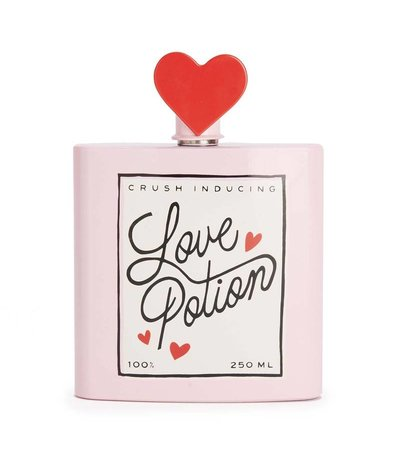 LOVE- POTION FLASK