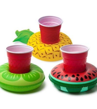 FRUIT BEVERAGE BOATS