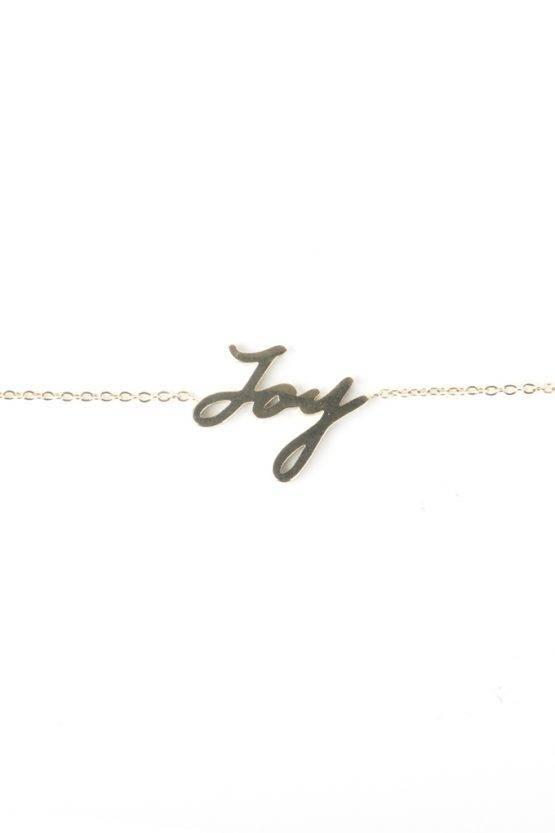 JOY BRACELET GOLD