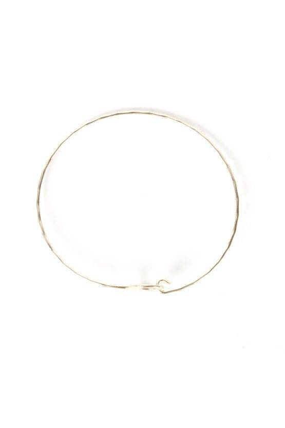 SUBTLE CIRCLE BRACELET GOLD