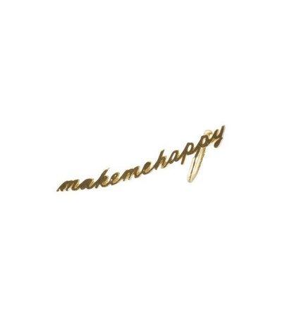 MAKEMEHAPPY EARCUFF GOLD