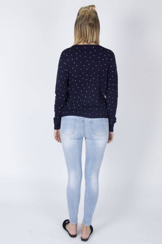 BLUE BEE DIAMOND JEANS