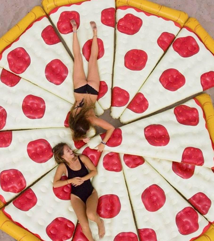 PIZZA SLICE FLOAT