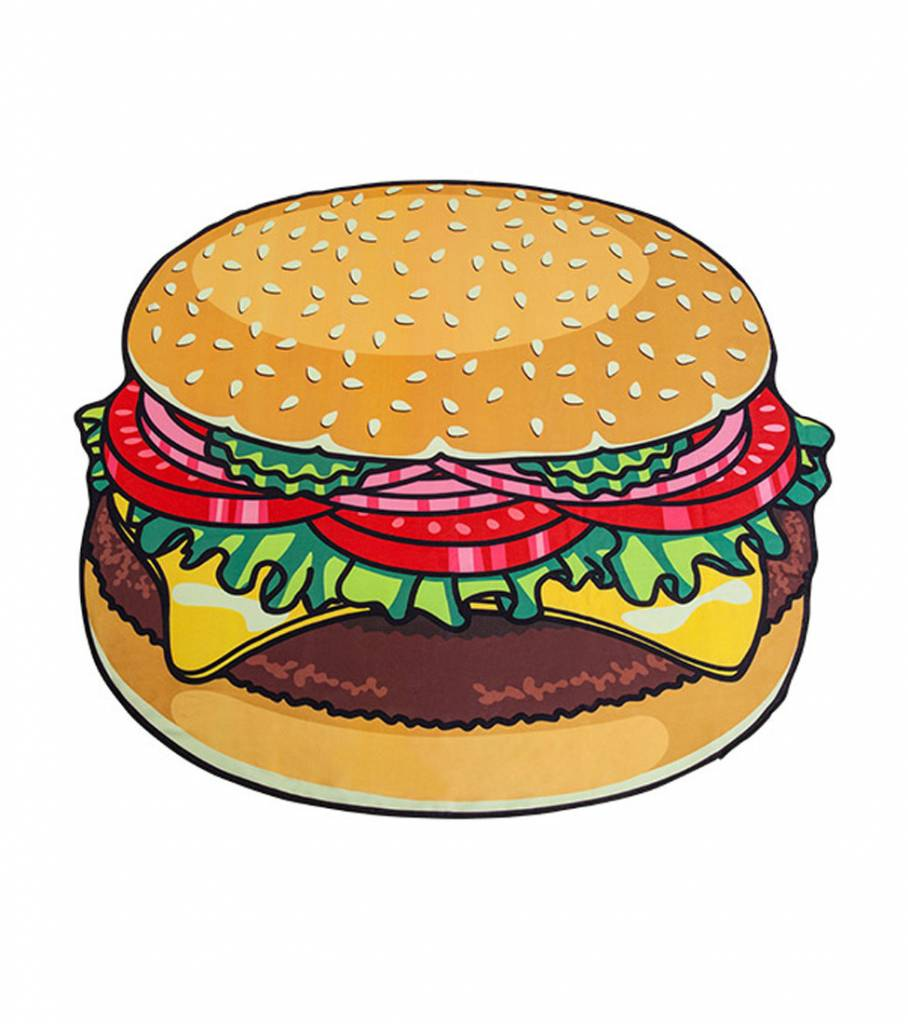 BURGER TOWEL