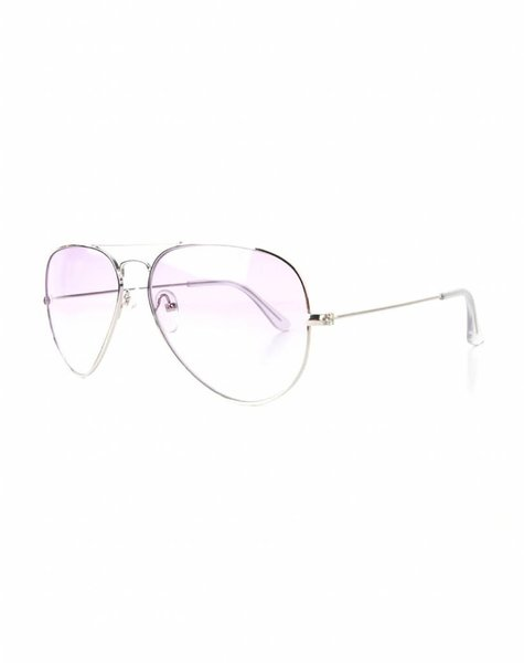 90 PURPLE AVIATOR GLASSES