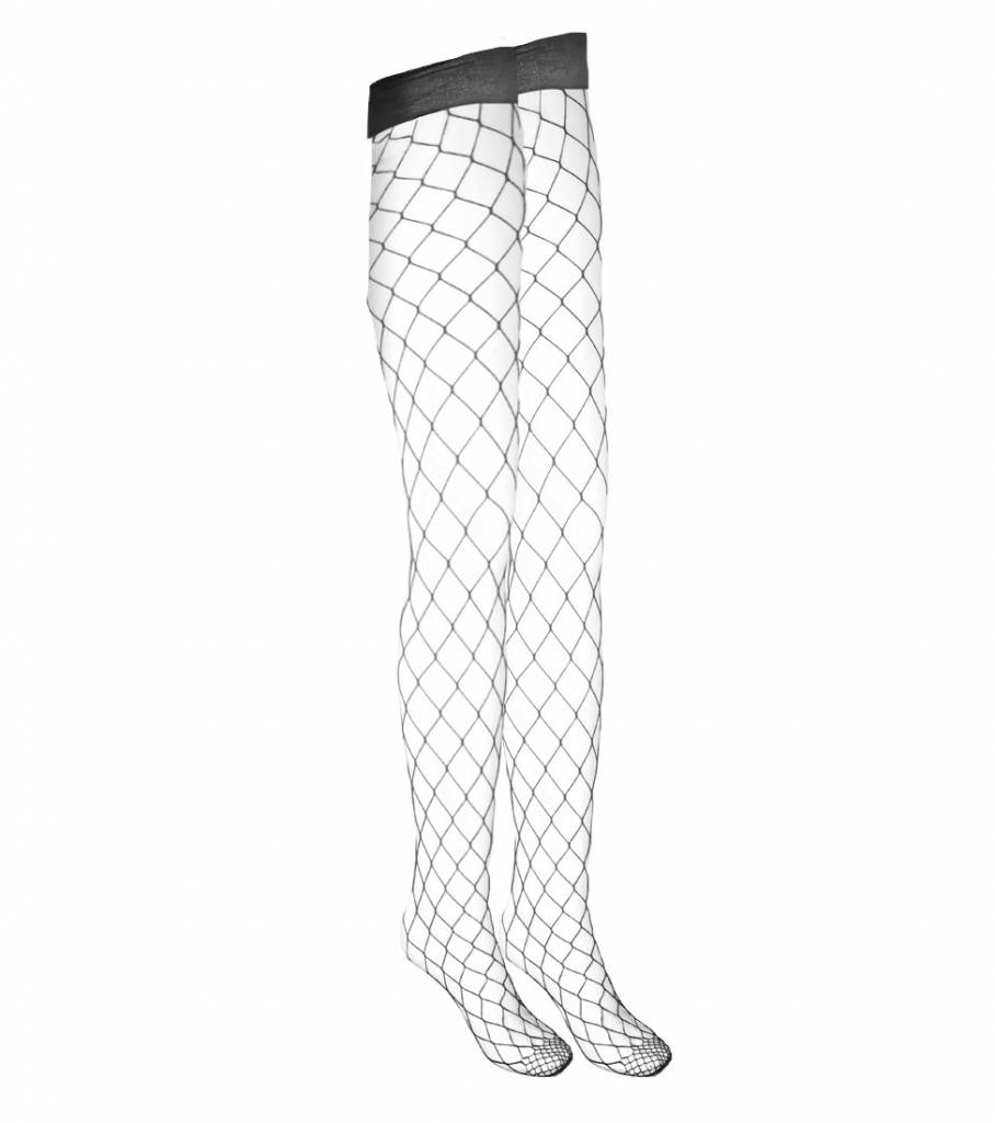 GIANT FISHNET STOCKINGS