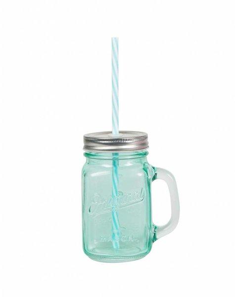 MASON DRINKING JAR