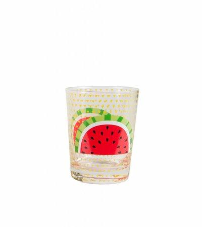 WATERMELON GLASS