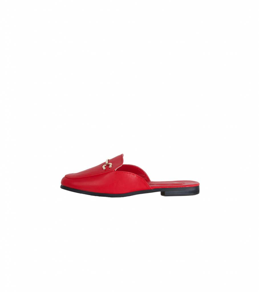 RED C LOAFERS