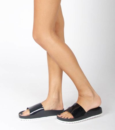 MUST HAVE BLACK SLIPPER