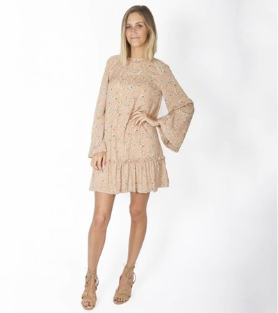 A-LINE TUNIC BEIGE