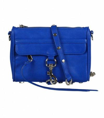 PUN INTENTED BLUE BAG