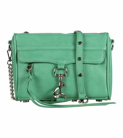PUN INTENTED GREEN BAG
