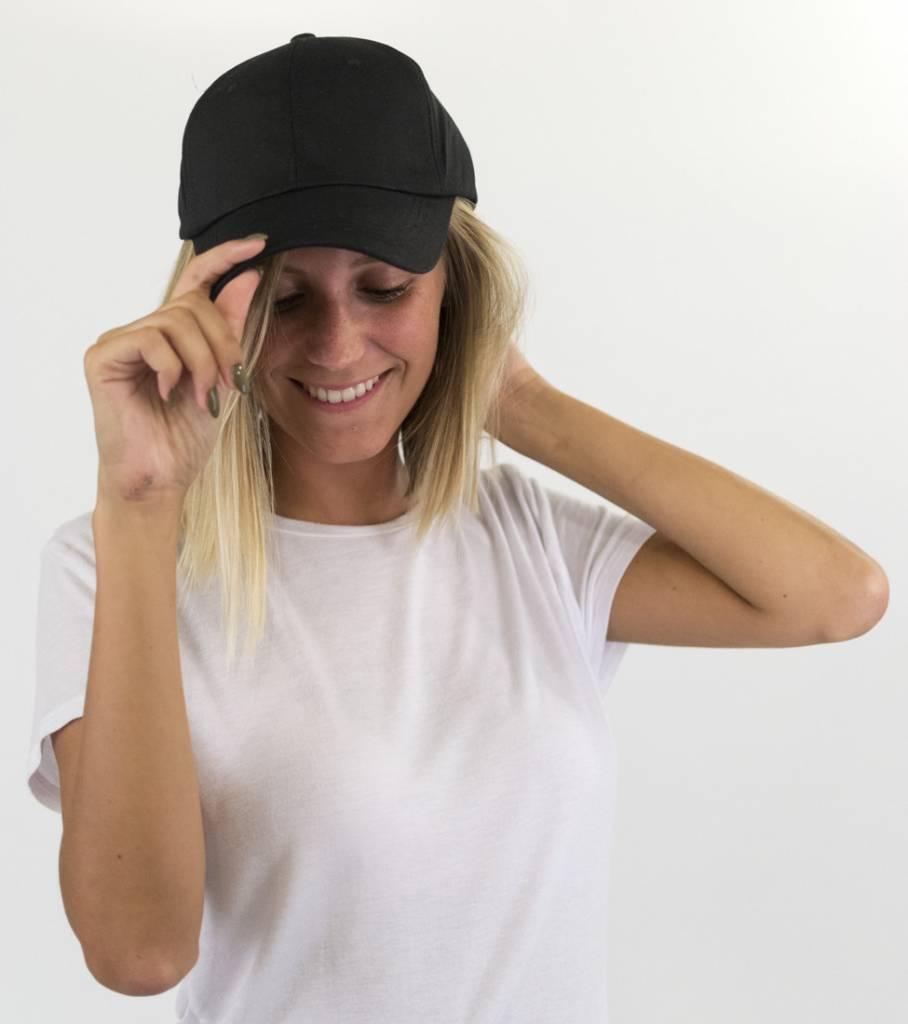 BLACK BASIC CAP