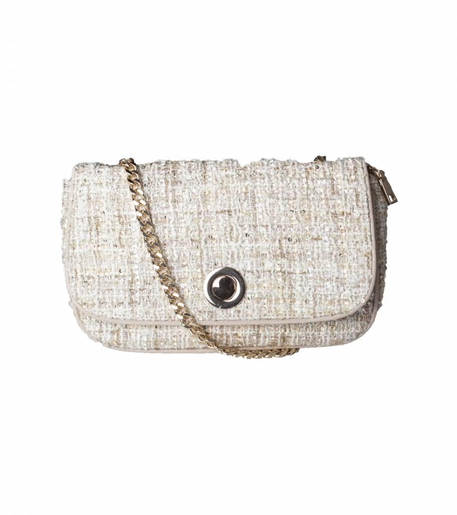 COCO GIRLY TWEED BAG