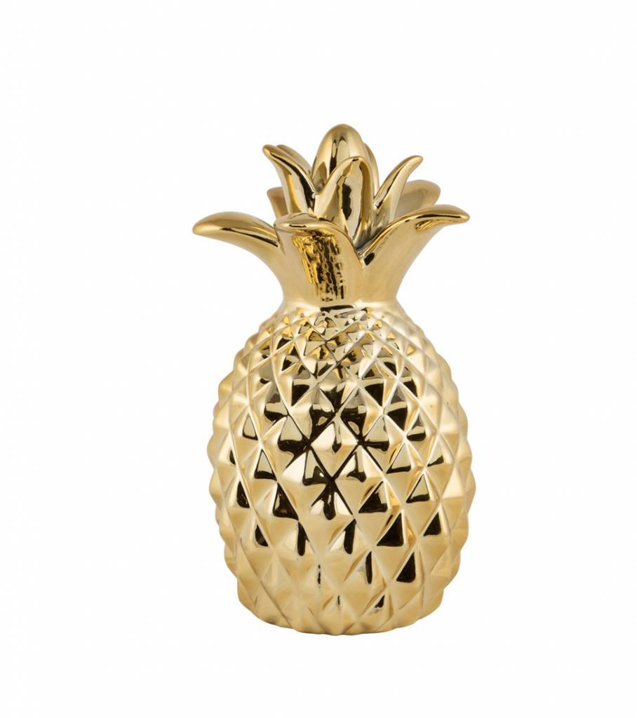 PINEAPPLE MONEY BOX