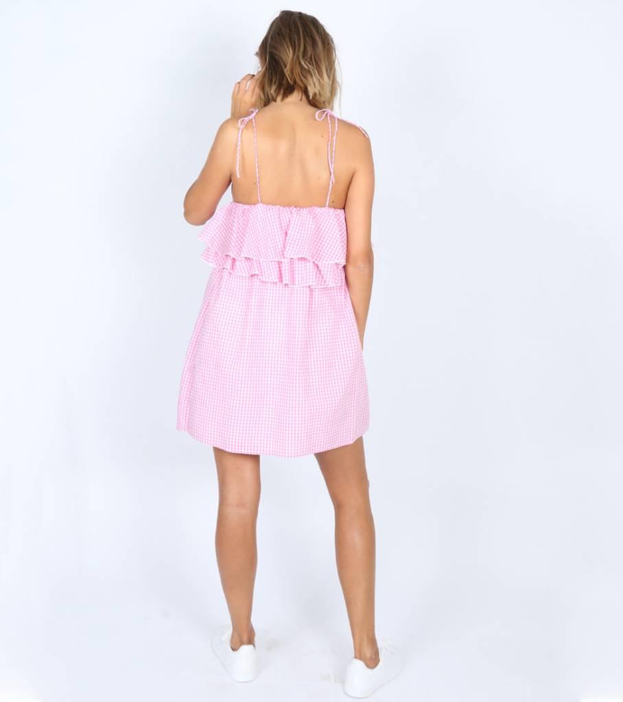 PICNIC PINK DRESS