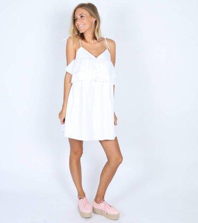 PICNIC WHITE DRESS