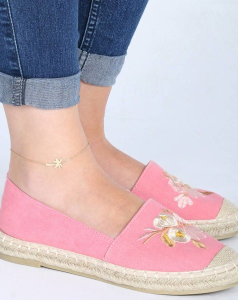 PALMTREE ANKLET GOLD