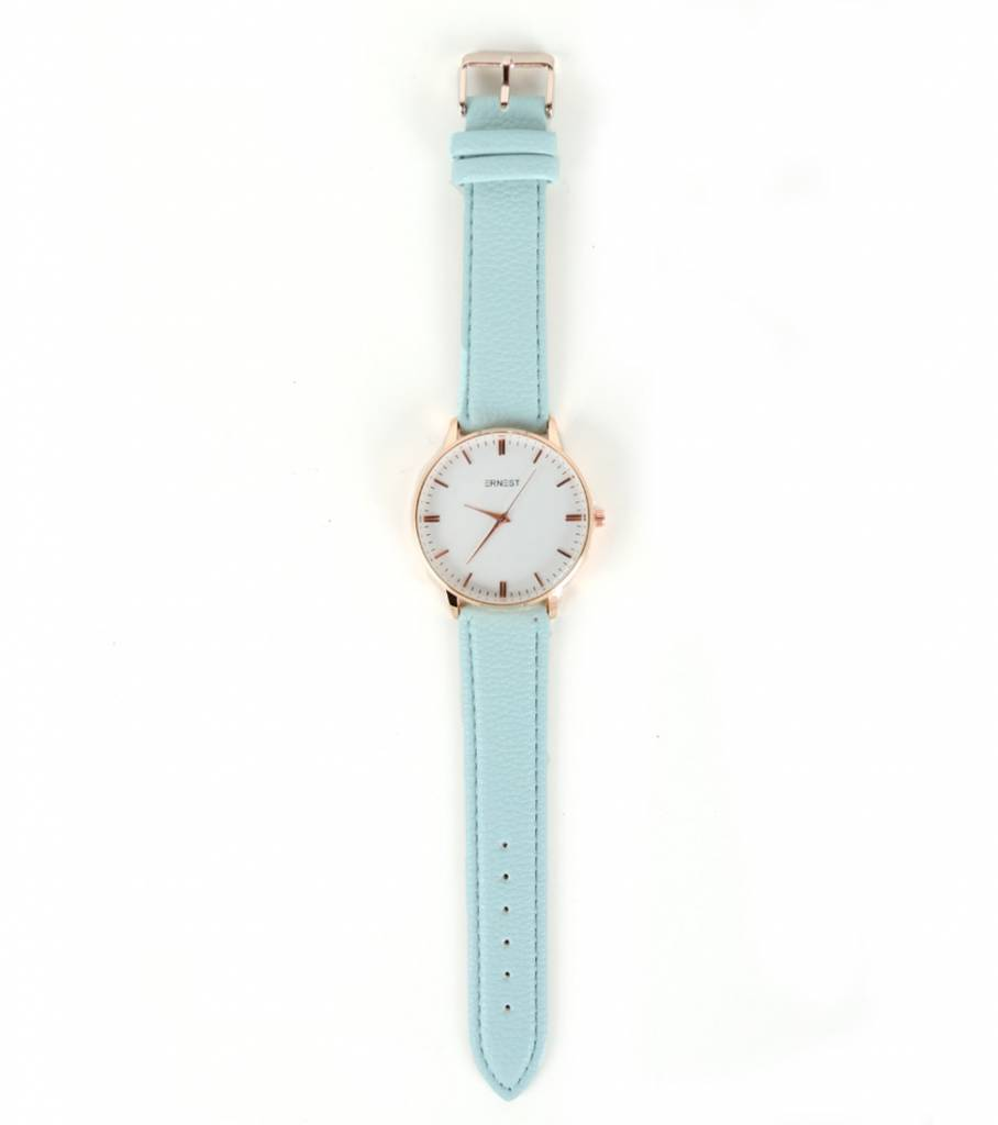 CYAN ROSE WATCH