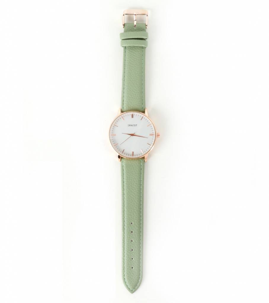 GREEN ROSE WATCH
