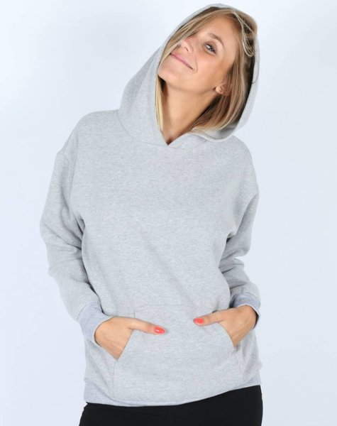 BASIC LIGHT GREY SWEATER