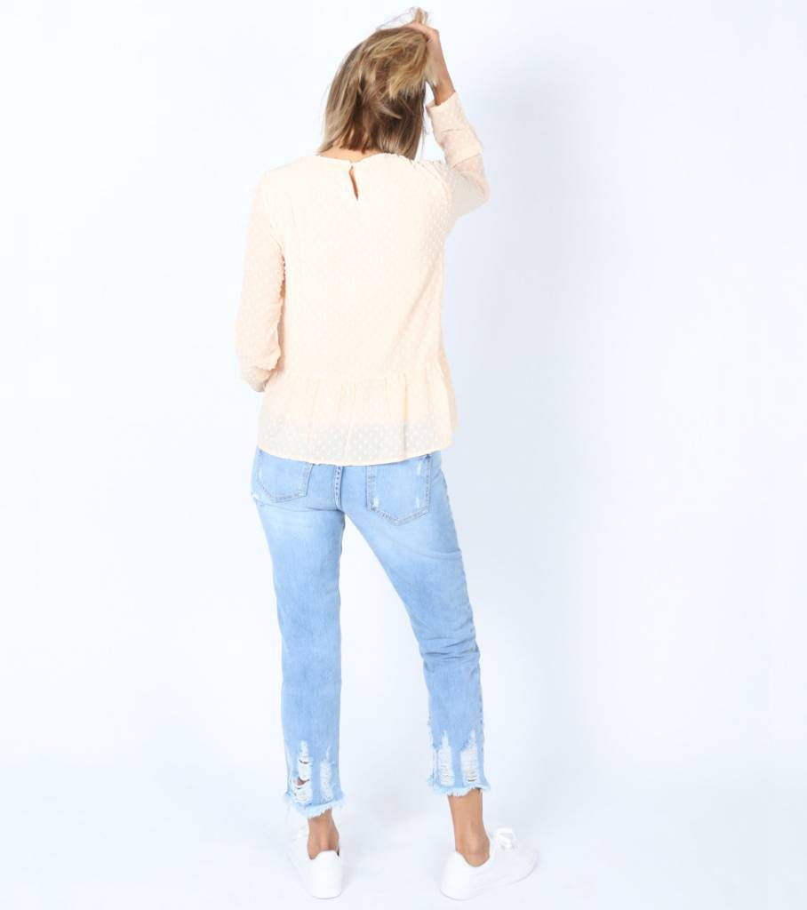 DOLLY YELLOW BLOUSE