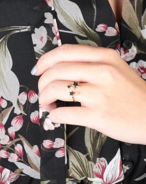 STAR AFFAIR RING GOLD