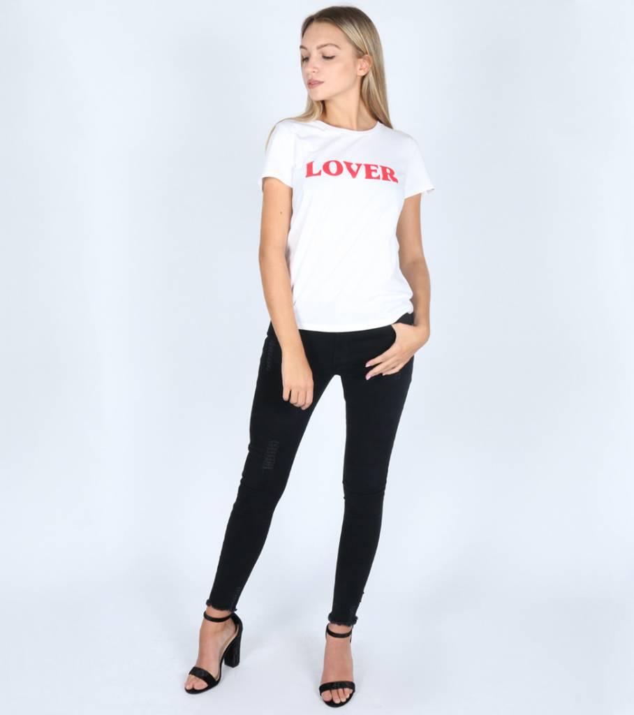 LOVER TSHIRT WHITE