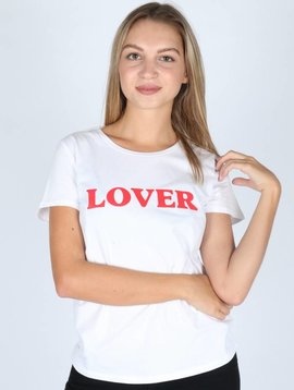 LOVER TSHIRT WHITE