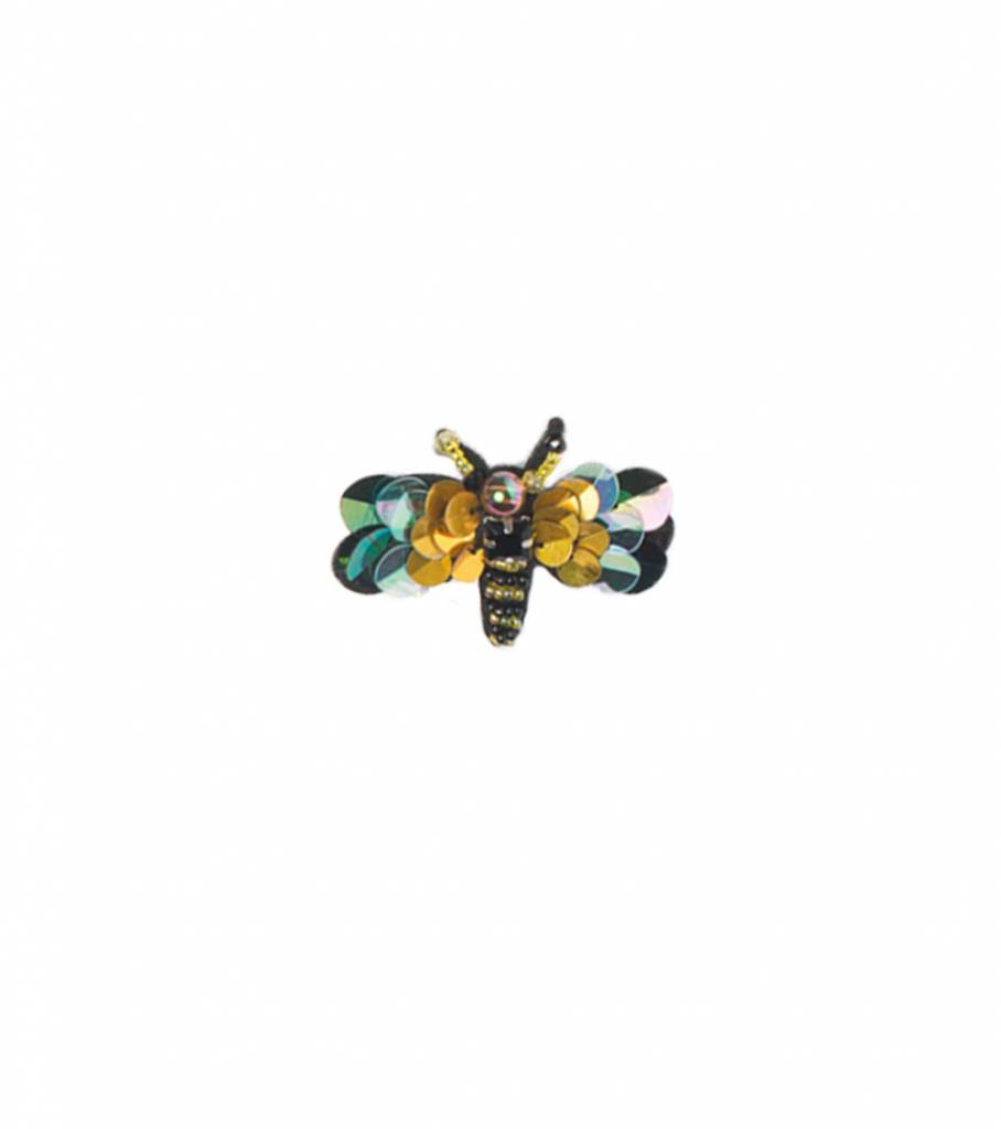 COLOR BEE BADGE