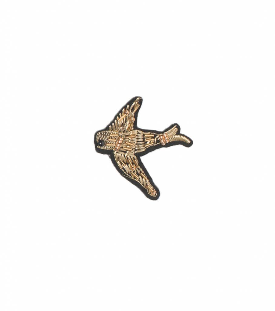 GOLDEN BIRD BADGE
