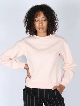 CASUAL CHIC SWEATER PINK