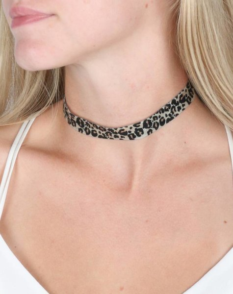 BIG PANTER CHOKER