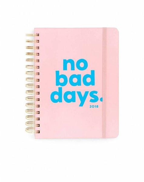NO BAD DAYS MEDIUM AGENDA