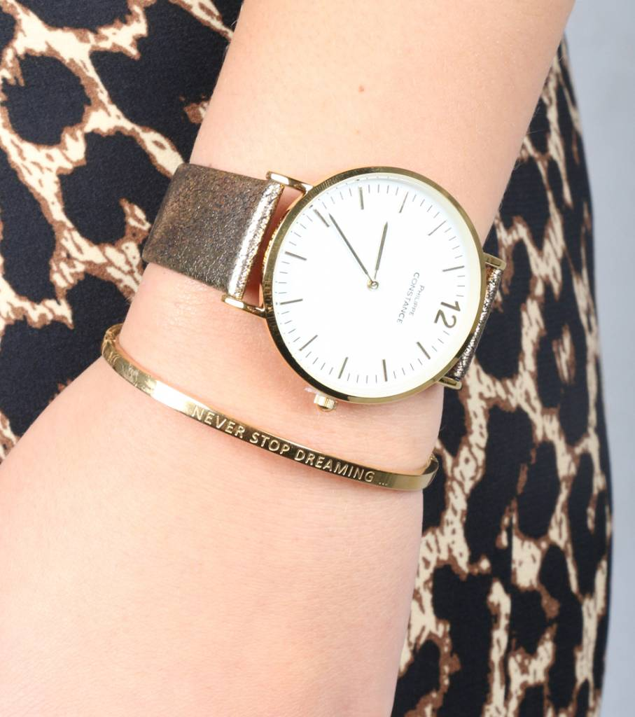 GOLDEN GIRL WATCH