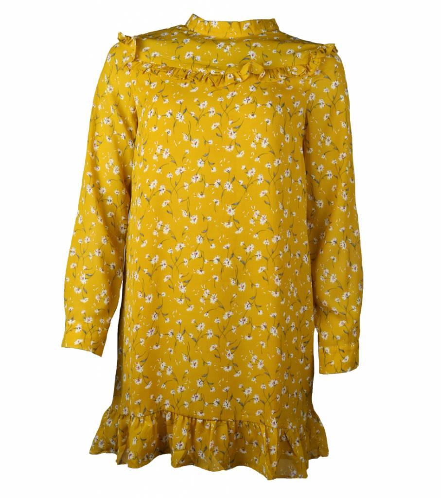 SO BEAUTIFUL  YELLOW DRESS