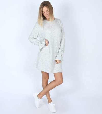 SO COSY KNITTED DRESS