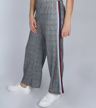 GET ON WITH IT GINGHAM PANTS