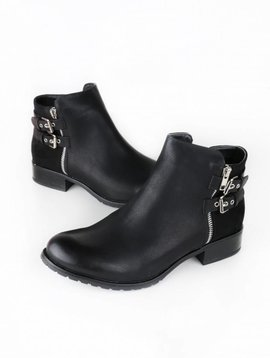 WALK WITH ME ANKLE BOOT