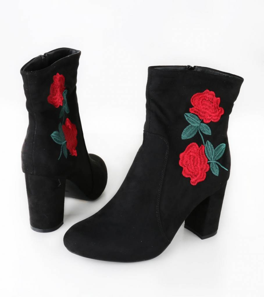 WALK ON ROSES BOOT