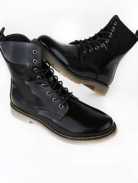 BOSSY BOOTS BLACK