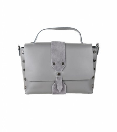 TAKING OVER THE WORLD BAG GREY