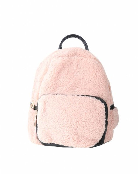 TEDDY BACKPACK PINK