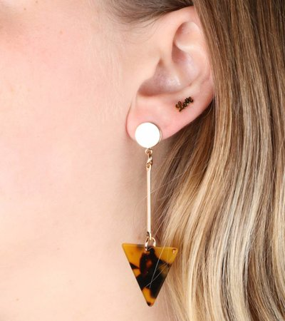 ANIMAL SWING EARRING