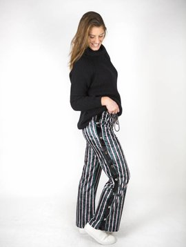 SEE ME WALKING STRIPED TROUSERS
