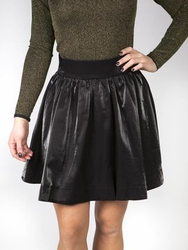 DANCE ALL NIGHT BLACK SKIRT