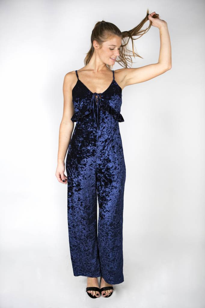 MISSES LONG LEG JUMPSUIT